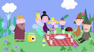 Ben And Holly's Little Kingdom  - Mr  Elf Takes A Holiday - Triple Episode #12
