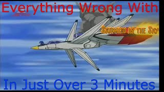 (Parody) Everything Wrong With Skirmish in the Sky in Just Over 3 Minutes