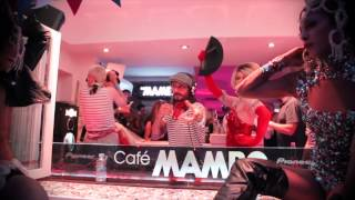 Bob sinclar  Paris By Night preparty 13th June 2015