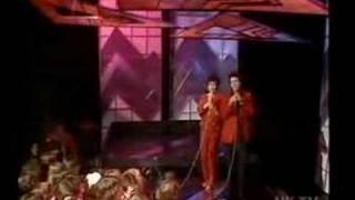 "Donny & Marie Osmond ""On The Shelf"" on TOTPs 1979"