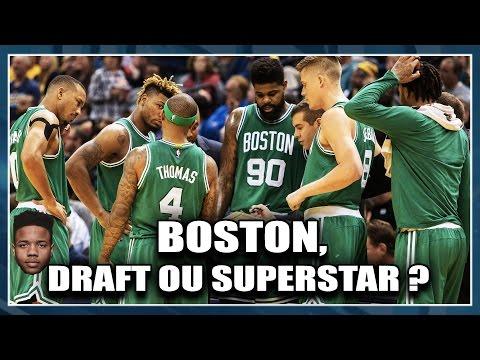 BOSTON CELTICS, DRAFT OU SUPERSTAR ? First Talk Playoffs NBA #27