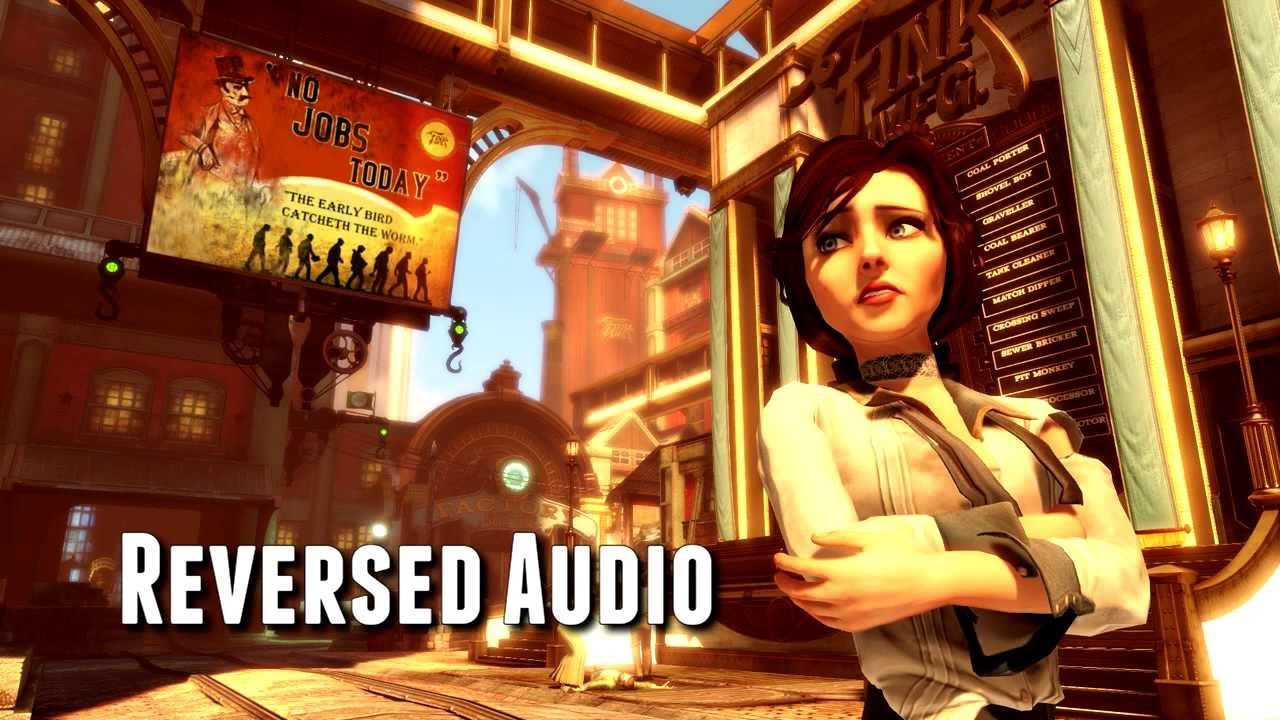 The Secret Audio In BioShock Infinite Sure Is Creepy