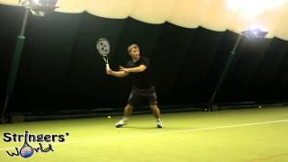 Ρακέτα τέννις Yonex Ezone Ai 98 video