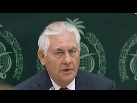 US Secretary of State demands