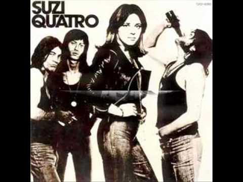"""SUZI QUATRO """"NON-CITZEN"""""""