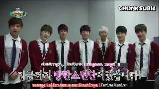 INDO SUB] 140430 BTS (Bangtan Boys) Weekly Idol - nannanunnu