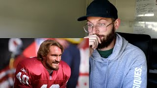 Rugby Player Reacts to PAT TILLMAN Football Documentary