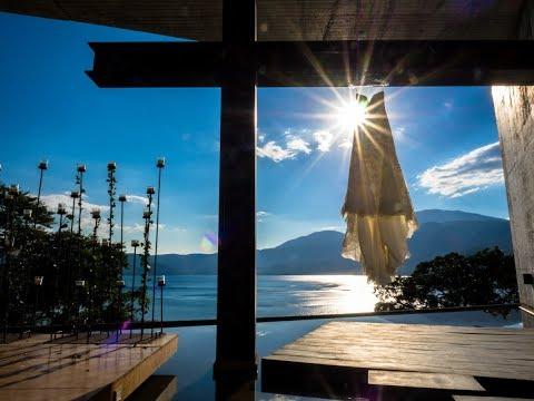 Video de Boda en Cardedeu, Lago de Coatepeque El Salvador.
