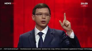 Мураев - националистам: вам свет от советских электростанций глаза не режет?