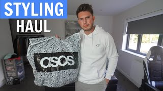 HUGE Mens ASOS Summer Styling Haul & Try-On | Mens Fashion 2020