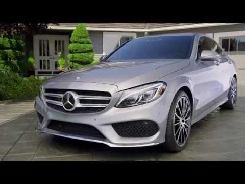 2015 Mercedes-Benz C-Class Sedan -- Video Walk Around