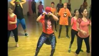 los karkis-se menea choreo by beatriz zumba bshy