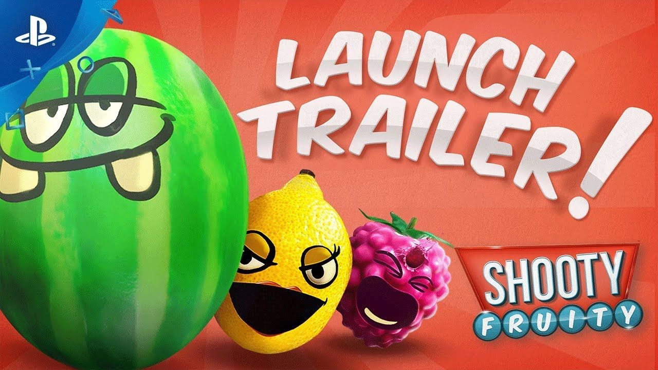 Shooty Fruity Is Now Open For Business in PlayStation VR!