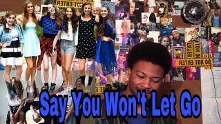 Cimorelli - James Arthur - Say You Won't Let Go (cover)   Reaction