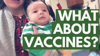 Vaccination Concerns & 2 Month Check-Up | Mama Doctor Jones & Crew Vlog #3