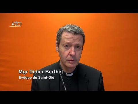 Mgr Didier Berthet : « Le souhait que nous avons à nous adresser s'enracine dans l'espérance »