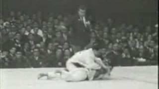 Judo Tokyo 1964 Isao Inokuma (JPN) - Jong Dal Kim (KOR)