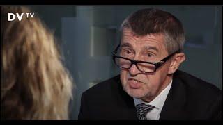 Premiér Andrej Babiš v DVTV! Rozhovor, který už asi znovu neuvidíte...