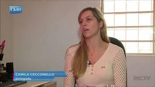 Balanço Geral tem acesso a imagens do tráfico de drogas no centro de Curitiba