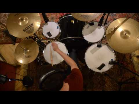 Cissy Strut - The Meters (Drum Cover)