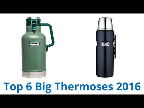 6 Best Big Thermoses 2016