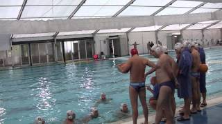 preview picture of video 'Pallanuoto Provincia di Rieti Vs Villa Aurelia - Torneo Villa Aurelia 2013 - 13 gennaio 2013'