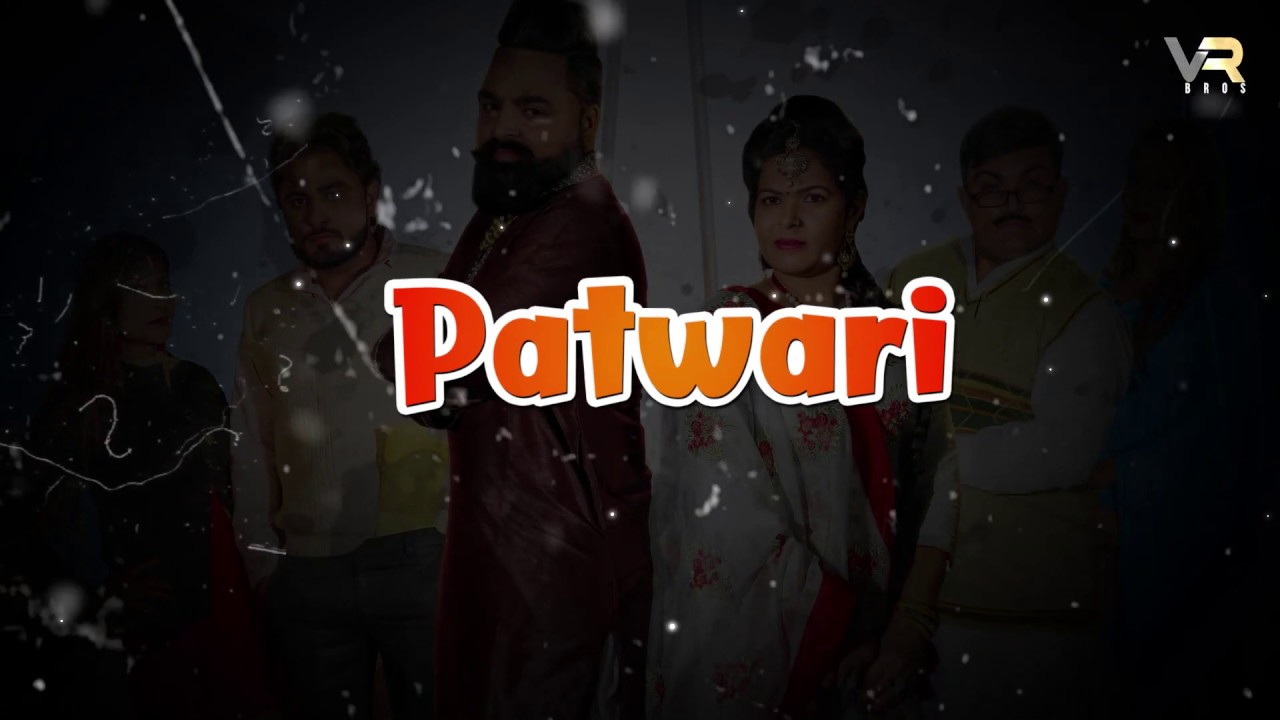 Patwari  New Song Motion Poster 2019  Vinod Chhimpa Raju Punjabi  Pardeep Boora  Pooja Hooda Video,Mp3 Free Download