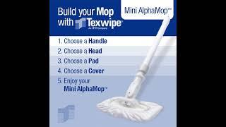 Build a Mop – Mini AlphaMop™