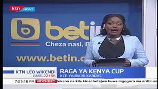Mabingwa watetezi  wa Kenya cup KCB waliiipa Kabras kichapo