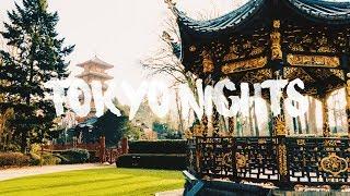 Digital Farm Animals X Shaun Frank X Dragonette   Tokyo Nights