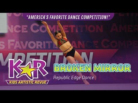 """""""Broken Mirror"""" from Republic Edge Dance"""