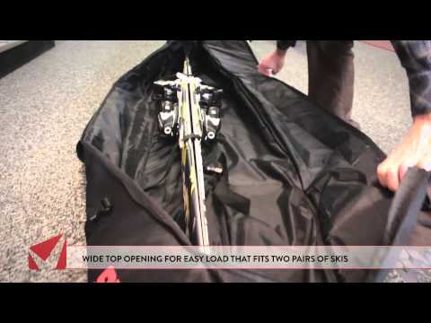 Stage Padded Ski Bag Review