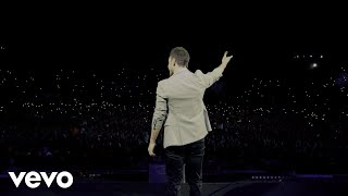 Music video by Luciano Pereyra performing Si No Es Muy Tarde (Live At Vélez Argentina / 2018). © 2019 Universal Music Argentina S.A.  http://vevo.ly/d9vFSP
