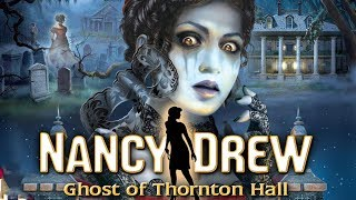Nancy Drew Ghost of Thornton Hall - NANCY GETS YELLED AT #5