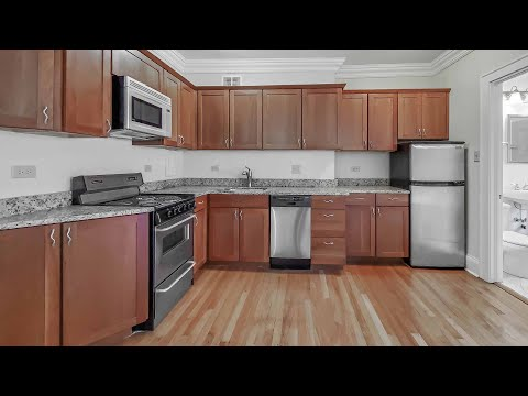 An updated Lincoln Park studio #1704E at The Patricians