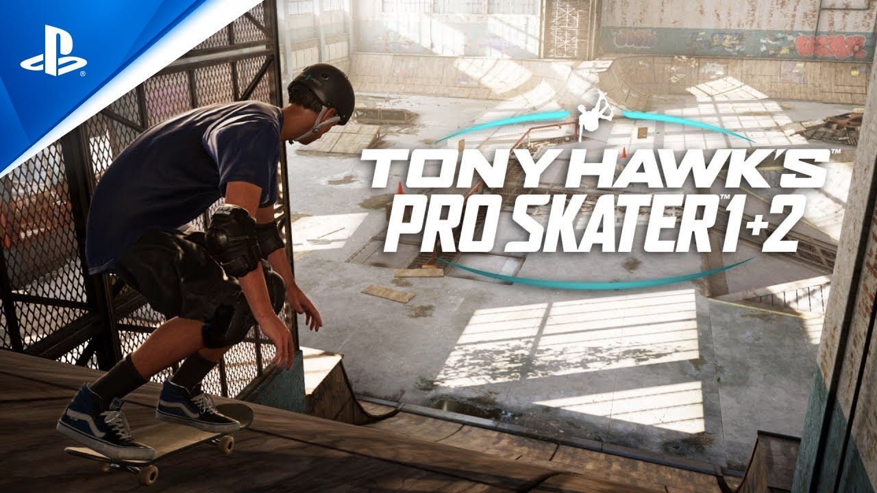 Se desvelan nuevos skaters paraNuevos skaters se unen a Tony Hawk's Pro Skater 1 and 2
