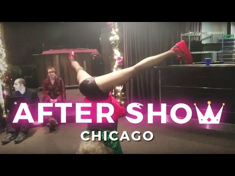 After Show - Chicago Christmas Queens