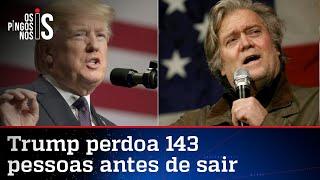 Ana Paula Henkel explica perdões concedidos por Trump
