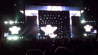 Swedish House Mafia - Leave The World Behind opening @ E.D.C. 2010 Los Angeles [HD]
