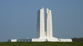 From The Air - Vimy Ridge