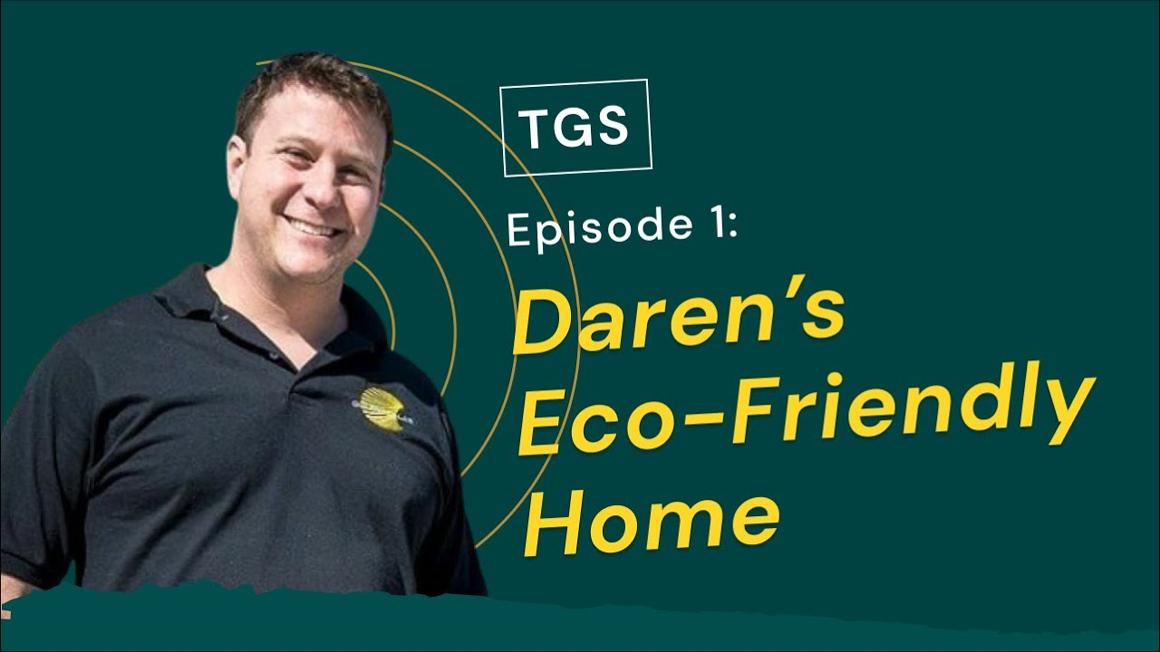 Check out our CEO's green home