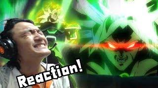 Dragon Ball Super: Broly Movie Trailer Reaction! :-ตัวอย่างโบรลี่หนังดราก้อนบอลใหม่! ผมนี่รอชมเบย!