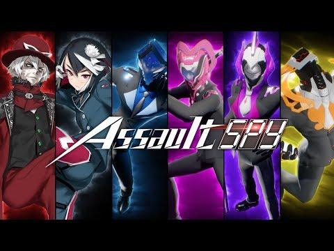 Assault Spy - Officer Trailer (Steam) thumbnail