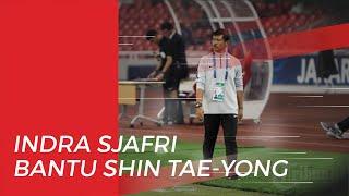 Indra Sjafri Siap Bantu Shin Tae-yong untuk Timnas Indonesia