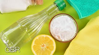 Make Your Own Natural Cleaning Products Using Stuff You Have