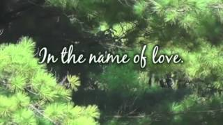 IN THE NAME OF LOVE ~ Do you remember the call?