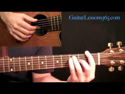 Imagine Acoustic Guitar Lesson - John Lennon