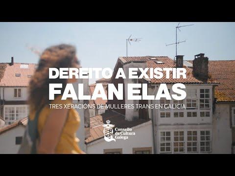 Emisión do documental Dereito a existir: falan elas, dirixido por Cristina de la Torre e Carme Adán para o Consello da Cultura Galega