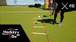 Field hockey 11   Ball Control Skills