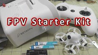 Ultimate Beginner Whoop Starter Kit? // BetaFPV Meteor65 RTF Kit ????